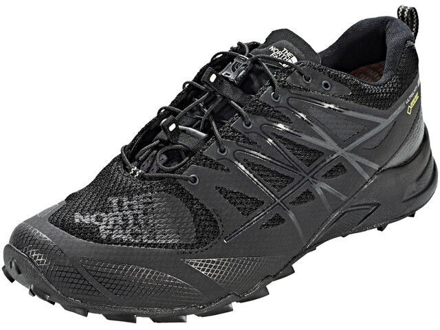 The North Face Ultra MT II GTX Shoes Men TNF Black/TNF Black